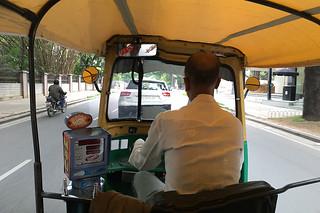 Bangalore - Tuk tuk