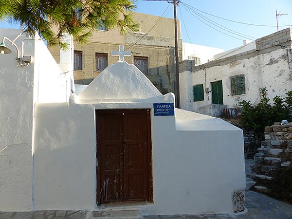 une église du kastro