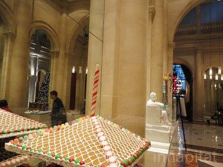 City Harvest Gingerbread Extravaganza at Le Parker Meridien | by Inhabitat
