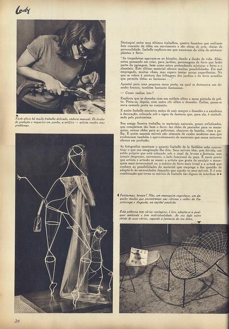 Lady, Nº 5, Fevereiro 1957 - 27