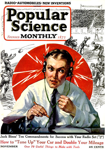 Vintage Popular Science Magazine**Lot of 12**1930 Complete Year**Very Nice 4 Age