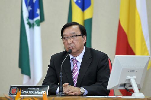 06/12 - Parceria TV Sinal / Assembleia Legislativa e Câmara de Maringá