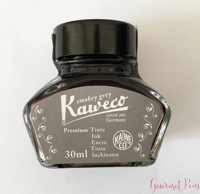 Ink Shot Review Kaweco Smokey Grey @Kaweco_Germany 1