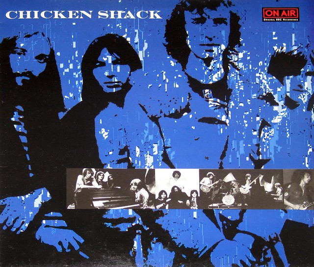 Chicken Shack - On Air rare bbc recordings