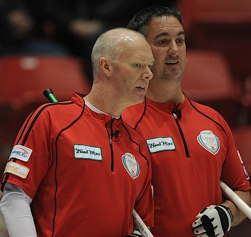 Glenn Howard & Wayne Middaugh | by seasonofchampions