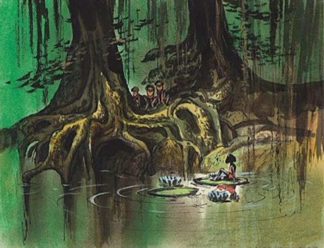 El Libro de la Selva Arte 00063