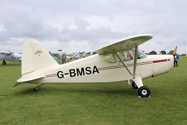 G-BMSA