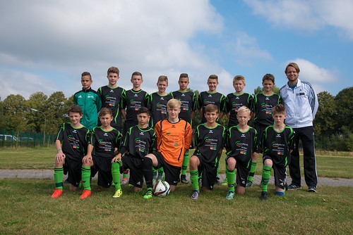 SCP U15 Turnier in Seppenrade