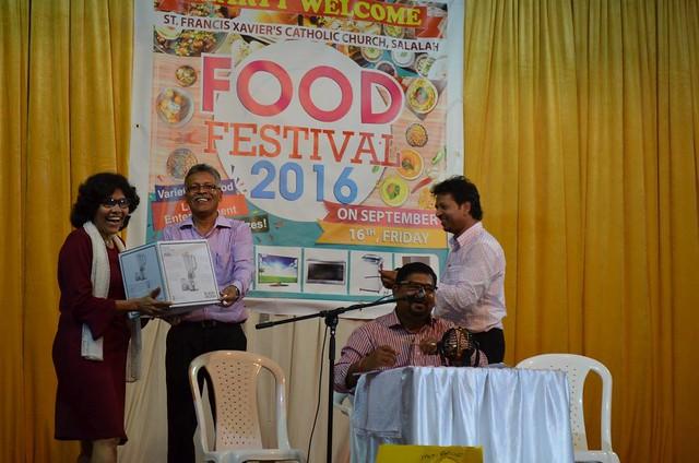 FOOD FESTIVAL - 2016