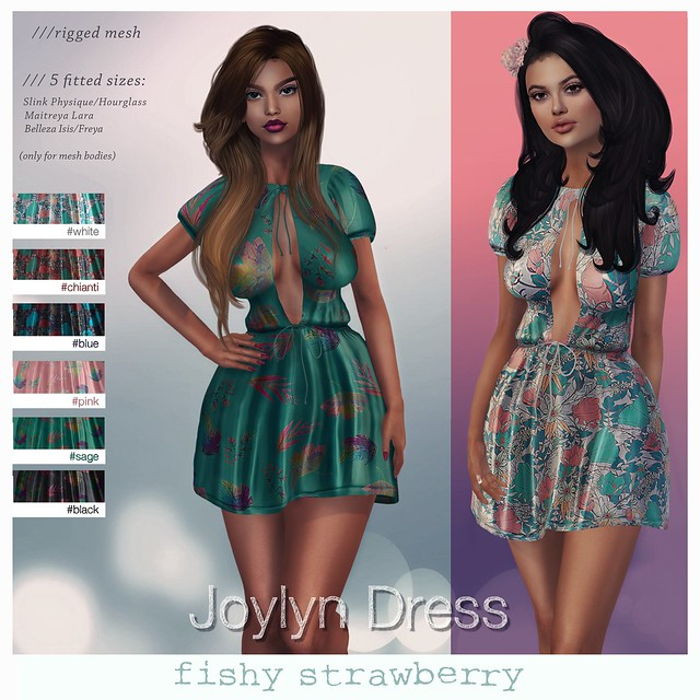 Joylyn Dress