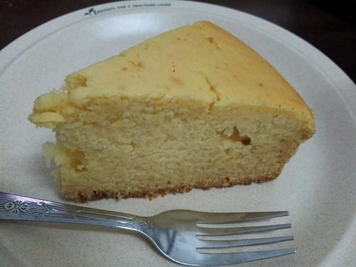 Reduced Sugar Cake Recipes