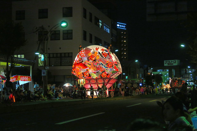 2016夏休み2〜弘前ねぷた祭り