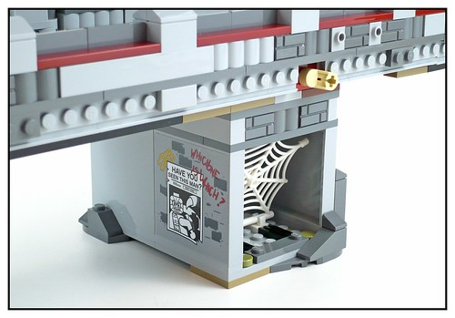 76057 Spider-Man Web Warriors Real Ultimate Bridge Battle 56