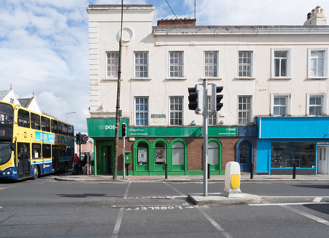 LEONARD'S CORNER [JUNCTION OF THE SOUTH CIRCULAR ROAD AND CLANBRASSIL STREET] A-121509