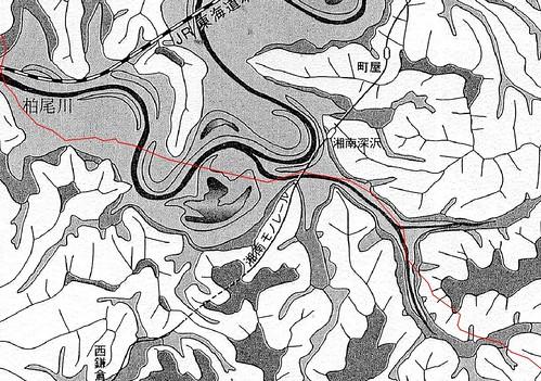 古代の柏尾川流域