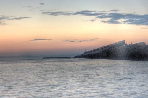 Wakkanai in early morning on SEP 24, 2016 (10)