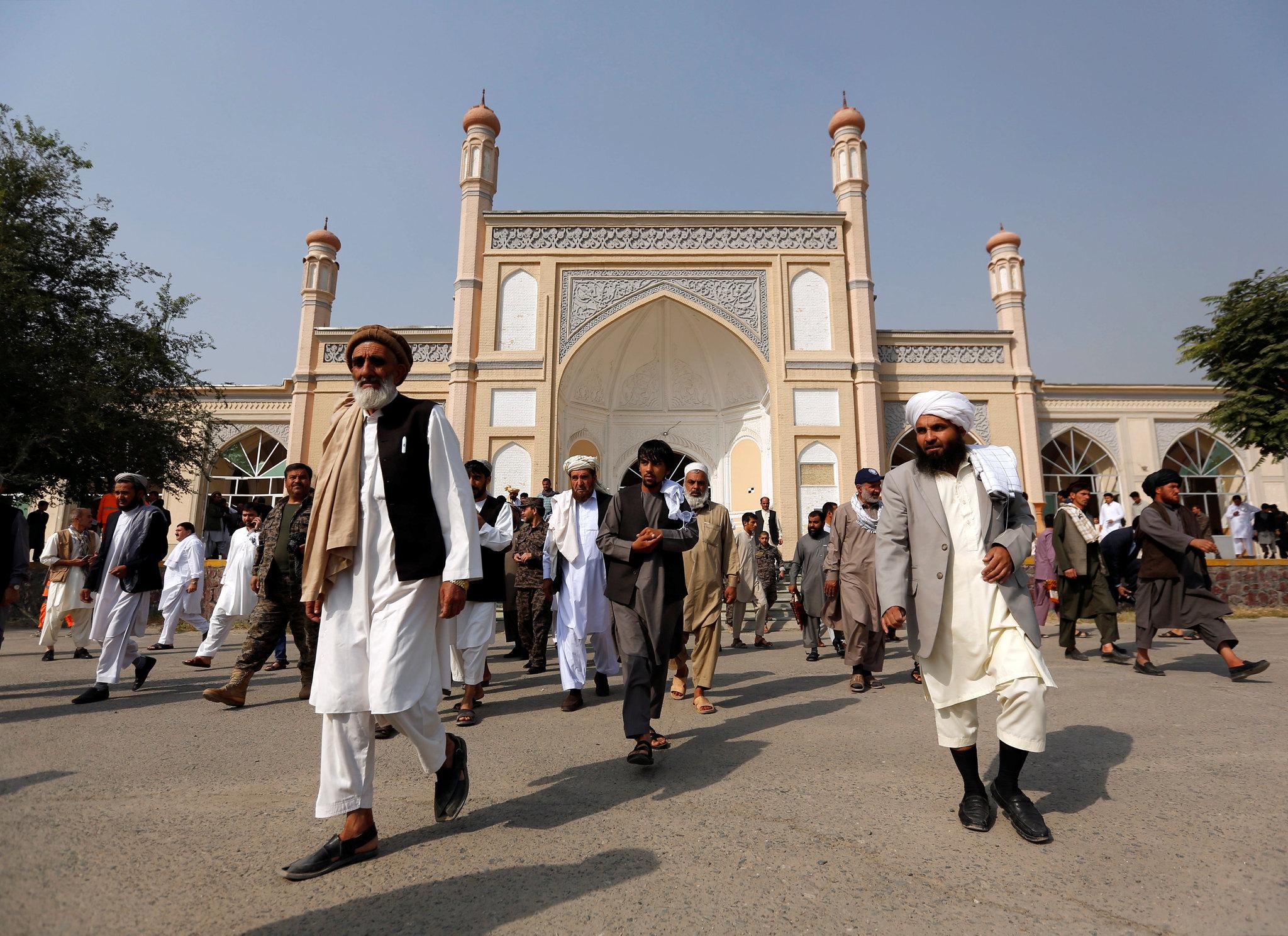 RELIGION-EID/AFGHANISTAN/