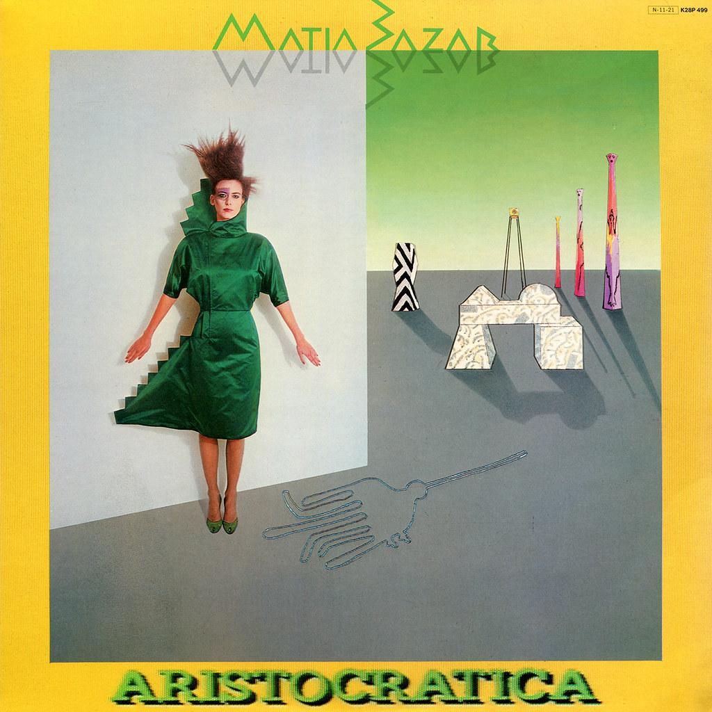 Matia Bazar - Aristocratica