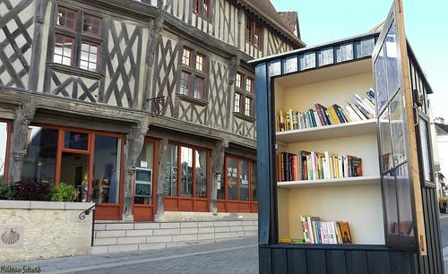 L'armoire à bouquins : Chartres