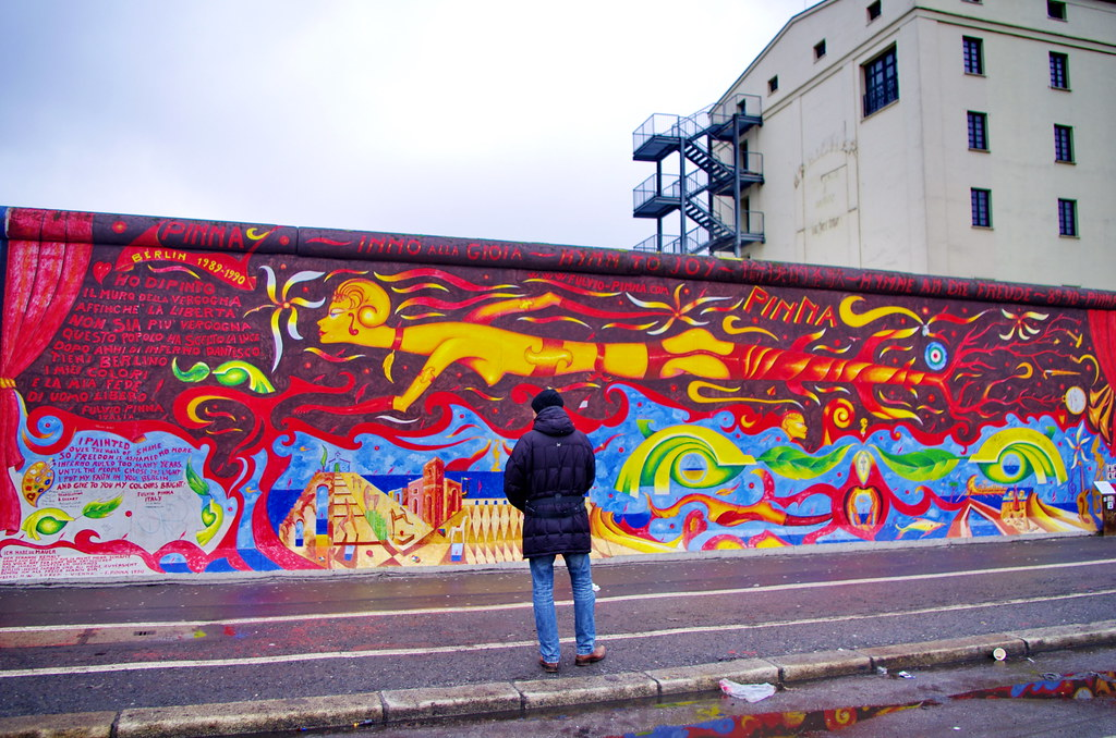 Berlin Wall, East-Side Gallery 2