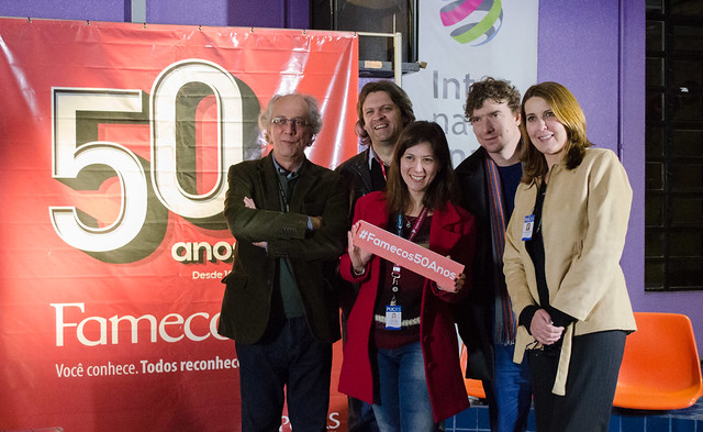 #Famecos50anos