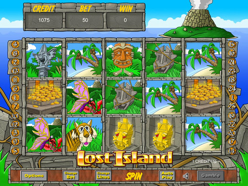Lost Island Slots - Play Online for Free or Real Money
