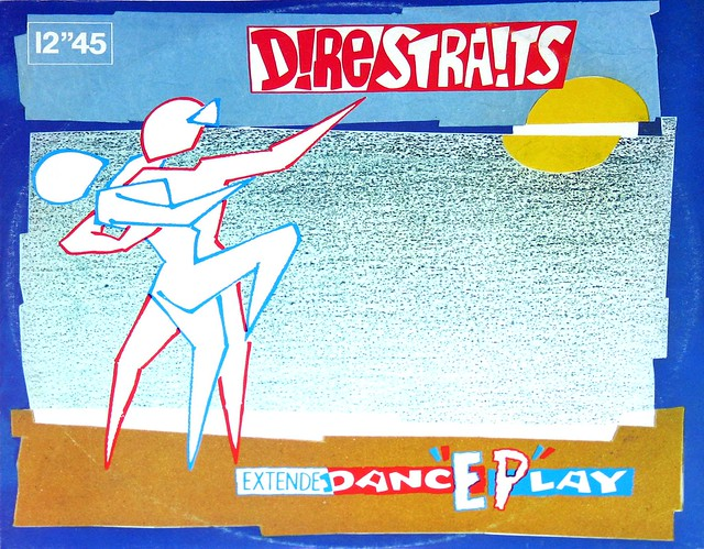 Dire Straits Twisting By the Pool / ExtendedancEPlay