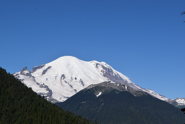 Mount Rainer National Park, Sunrise Visitors Center