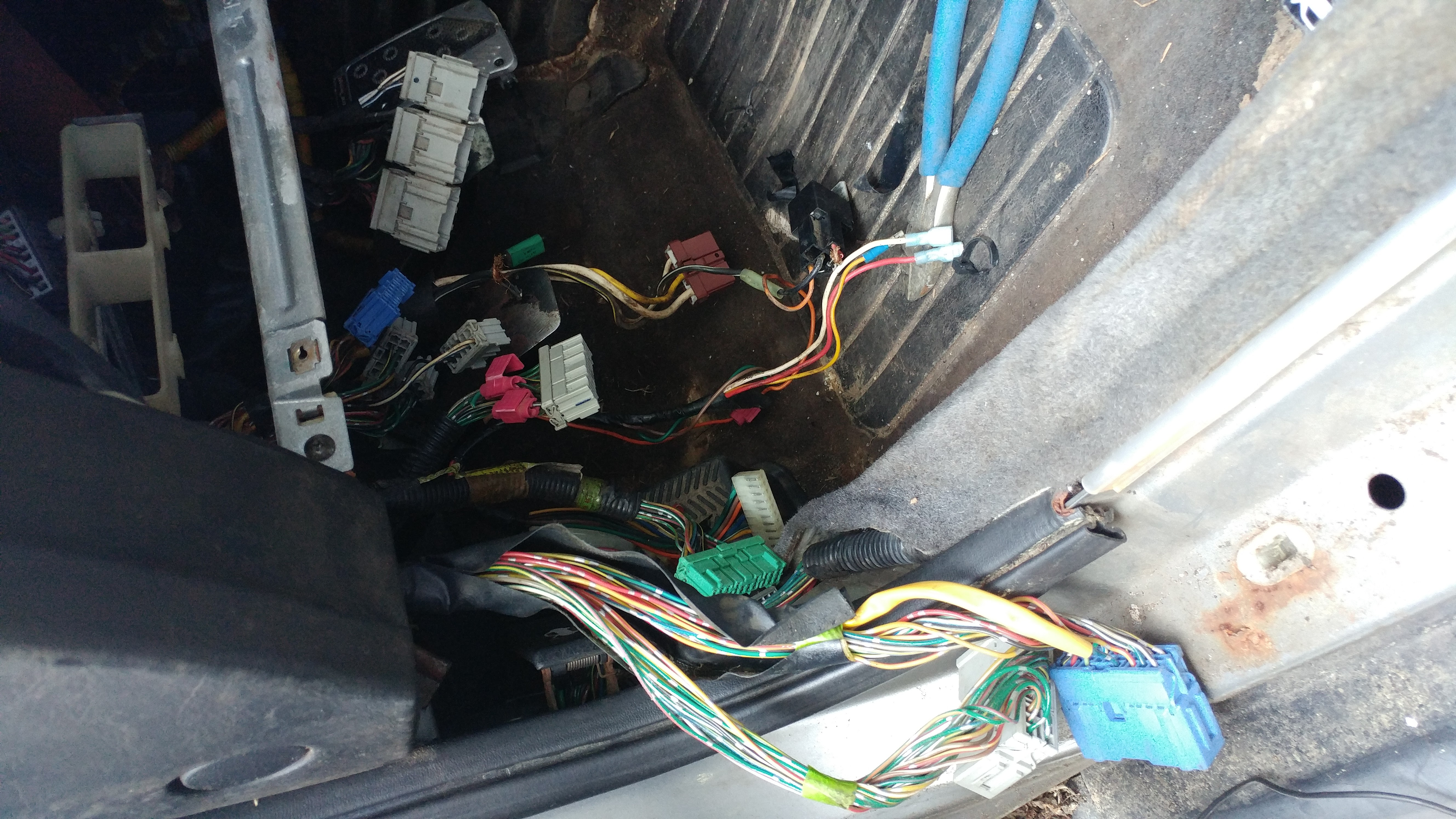 1993 Vigor Gs 5mt Build Acurazine Acura Enthusiast Community Fuse Box I Also Used A 1995 1998 Tl Window Trim Glass Holder To Replace My Broken Piece The Vigors Was Missing Hard Rubber That Lines