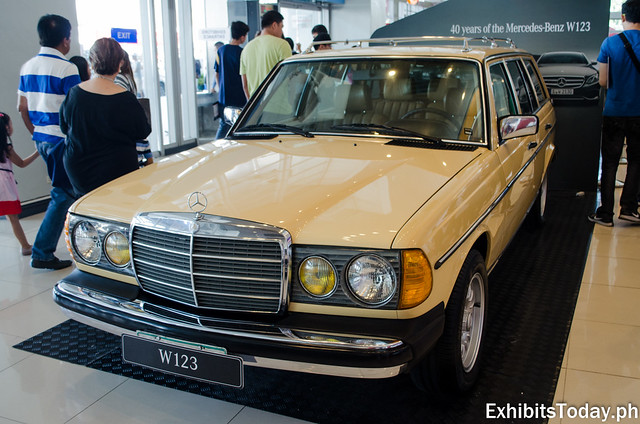 Mercedez Benz W123
