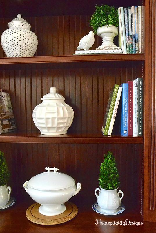 Ironstone/Bookshelf - Housepitality Designs