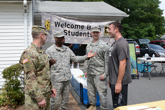 ROTC Cadet Welcome Picnic