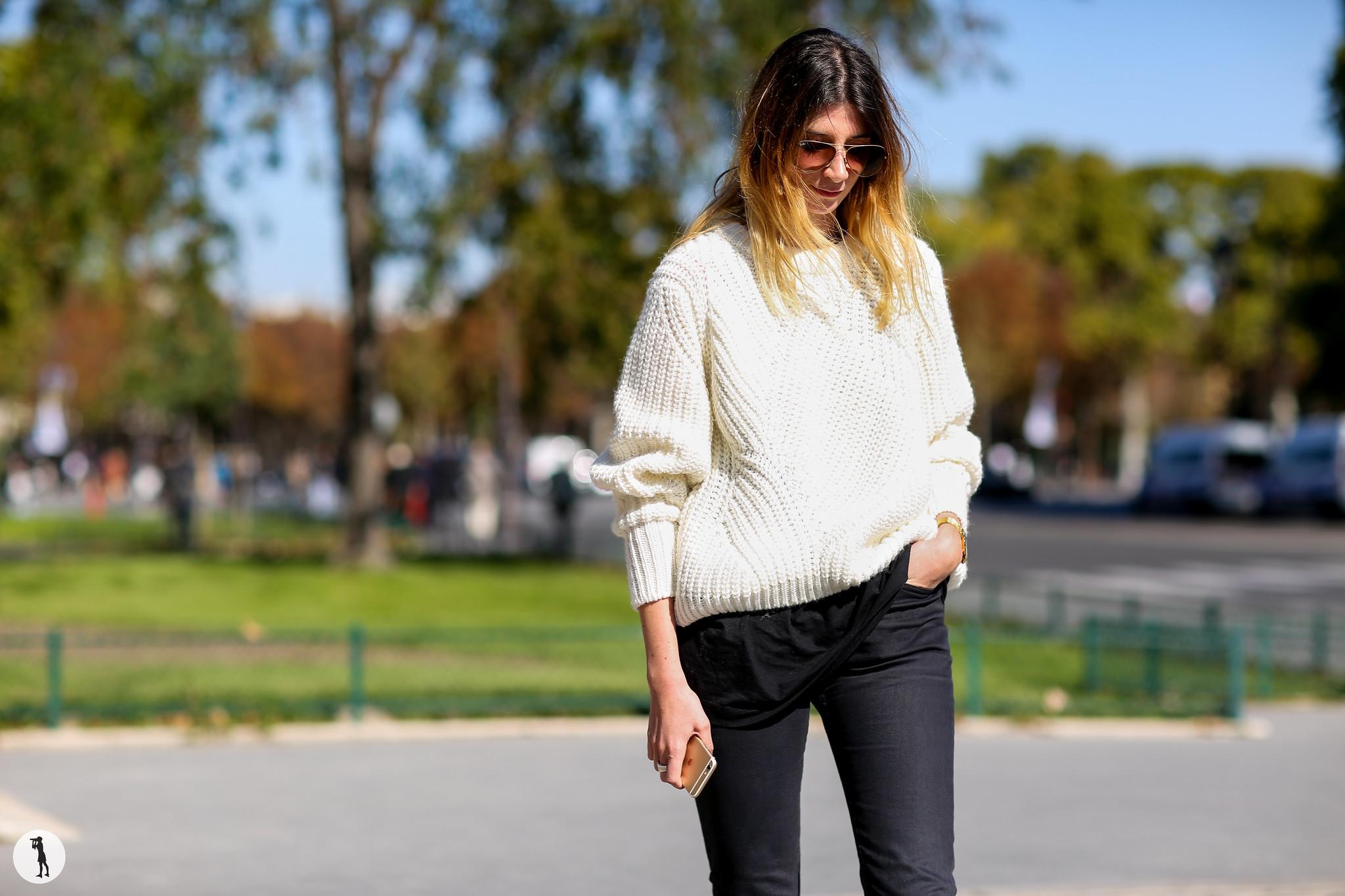 Laberiane Ponton at Paris Fashion Week-3