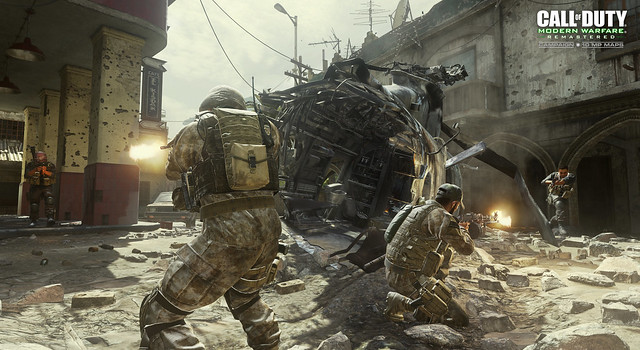 Call of Duty Modern Warfare Remastered Multiplayer