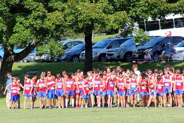 2016 JB Cross Country Meet