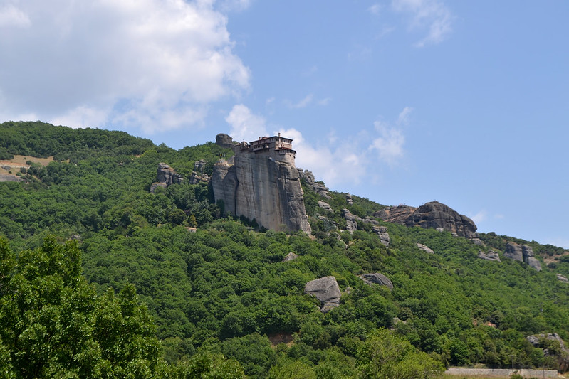 Rossanau visto desde el monasterio de San Nicolas