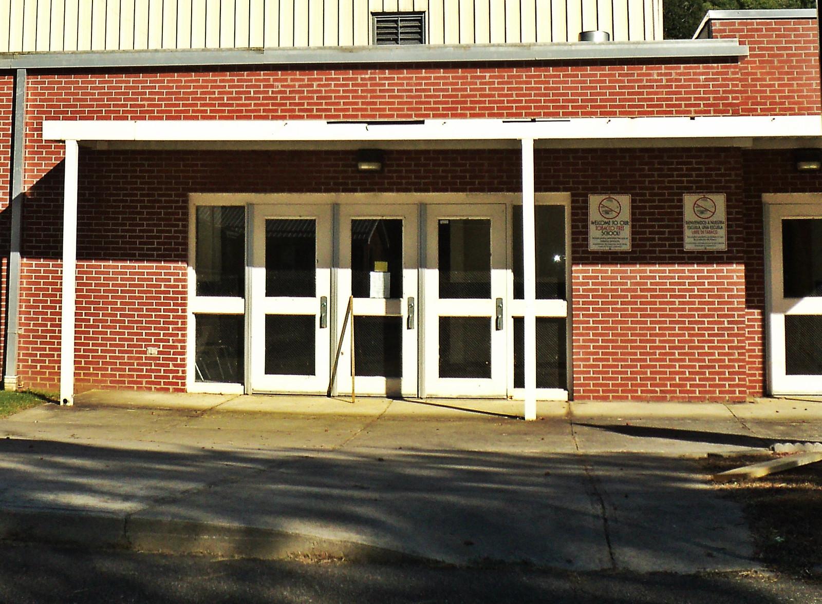 Buladean Elementary -- Mitchell Co, NC