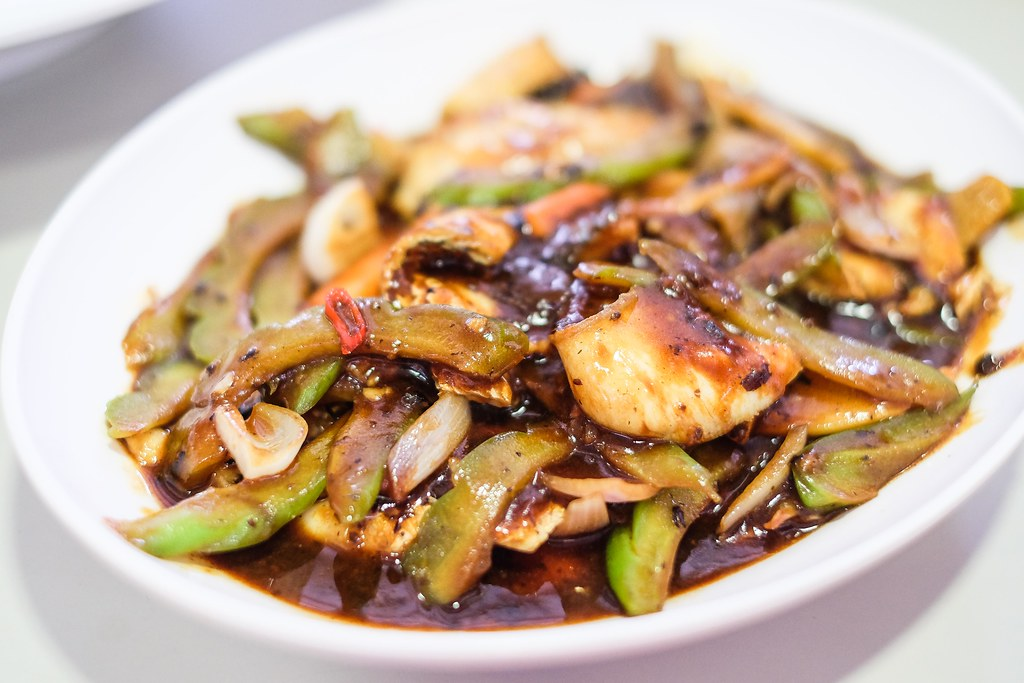 72 Xiao Chu Zhi Jia (72 小厨之家): bitter gourd