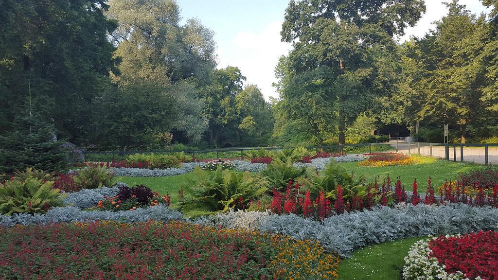 Tiergarten in berlin