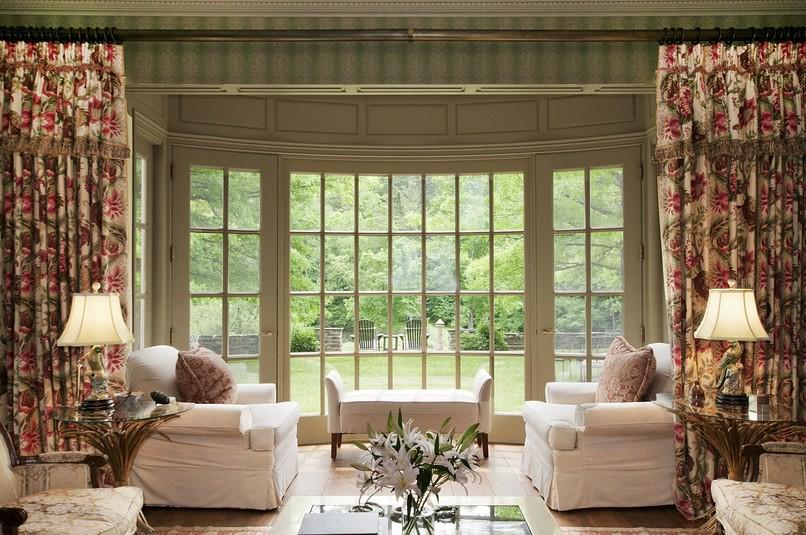 Интерьер дома в колониальном стиле