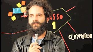 L'artista polignanese Giuseppe Laselva