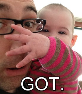Daddy, got. #babyfidalgo2 | by Paul Fidalgo