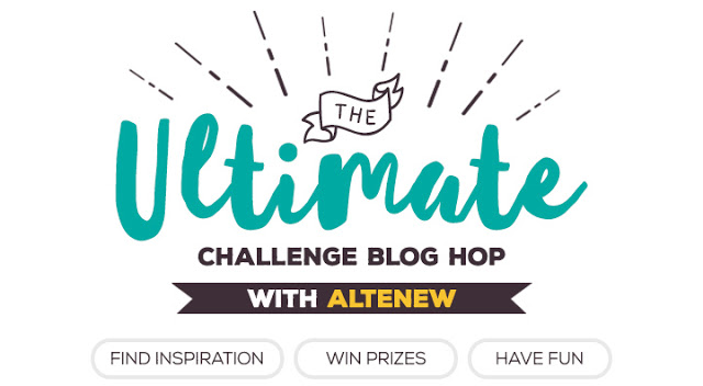 Altenew - Ultimate Challenge Blog Hop