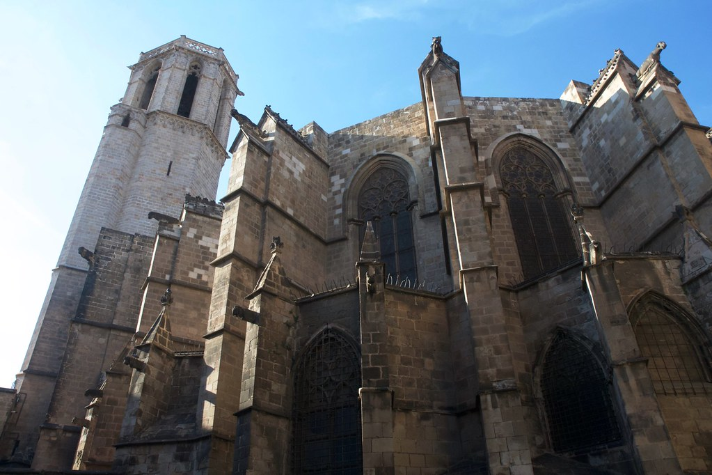 Walking through history in Barcelona's Gothic quarter