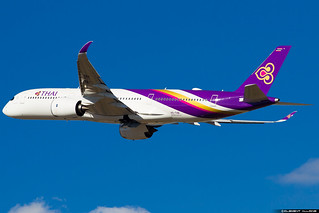 Thai Airways International Airbus A350-941 cn 044 HS-THB