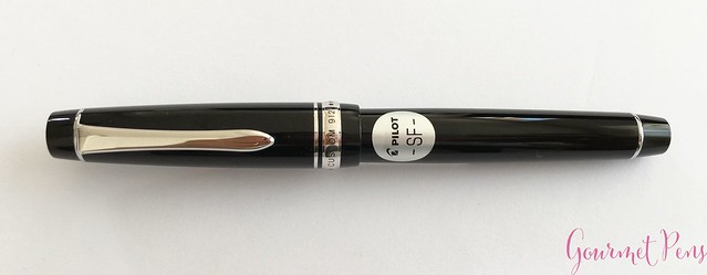Review @PilotPenUSA Custom Heritage 912 Soft-Fine @GoldspotPens 4
