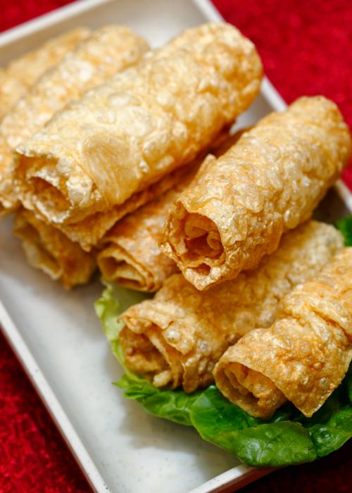 HKG Bean Curd Roll
