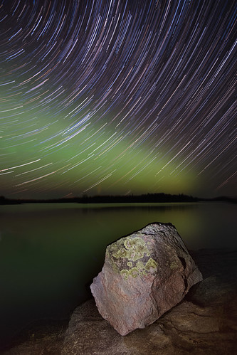 Point Rock Star Trails