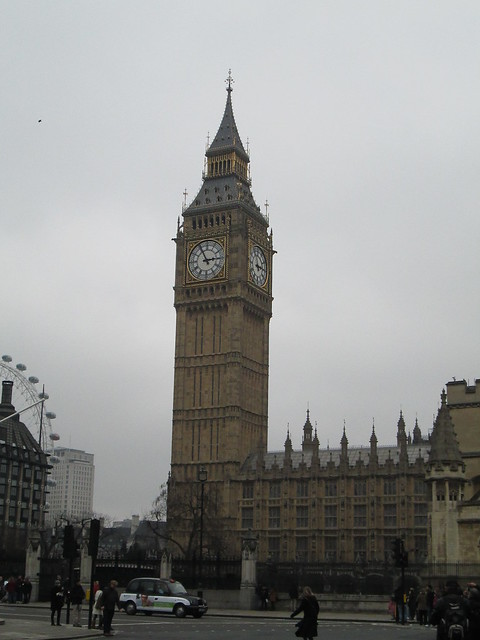 Westminster Abbey, Big Ben