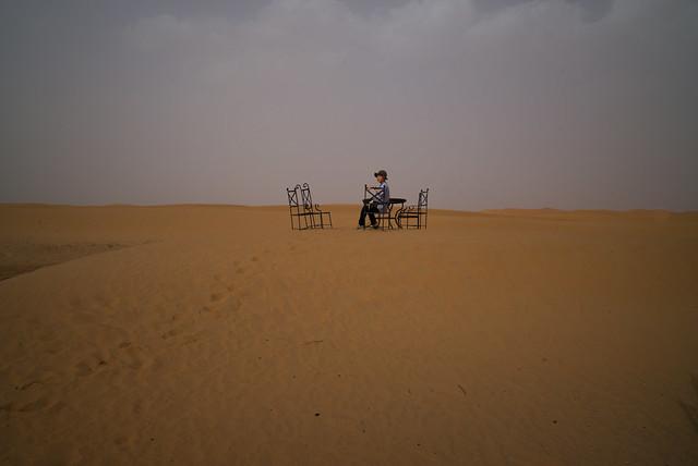 L'Erg Chebbi, Merzouga, Morocco, Aug 2016 (by EM) -1000579